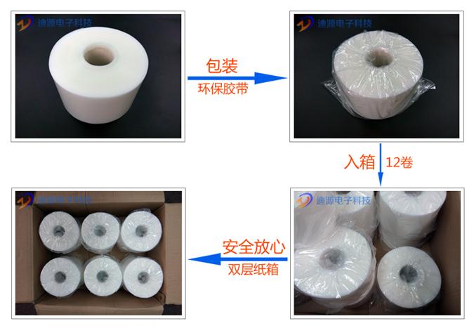 铁氟龙薄膜包装